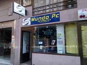 Tienda Inform�tica MundoPC en Avil�s