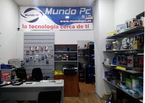 Tienda Informática MundoPC en Avilés