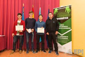 MundoPC Informática patrocinadores de VI Olimpiada Informática en Asturias 2017