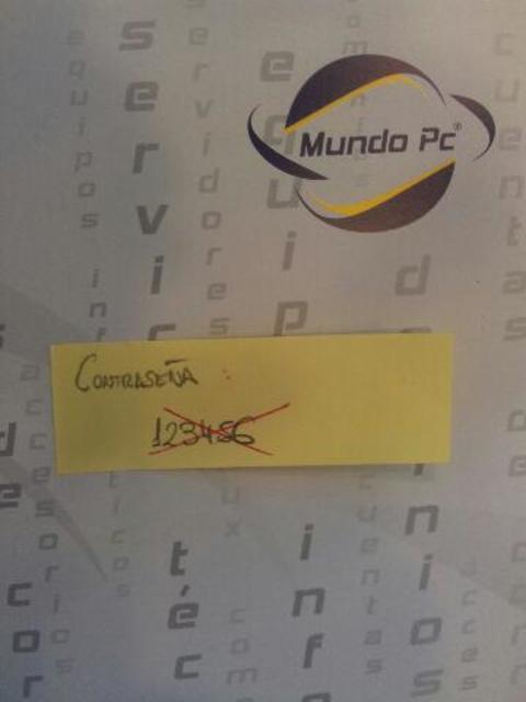 MUNDO PC - La contraseña más utilizada es 123456 -