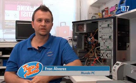 MUNDO PC - Mundo PC comenta en la TPA sobre el ahorro con la impresora -