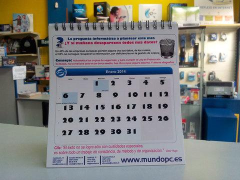 MUNDO PC - TecnoConsejo Enero de Mundo PC: ¿Y si mañana desaparecen todos mis datos?  -