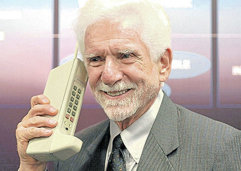 MUNDO PC - 41º Aniversario del teléfono móvil -