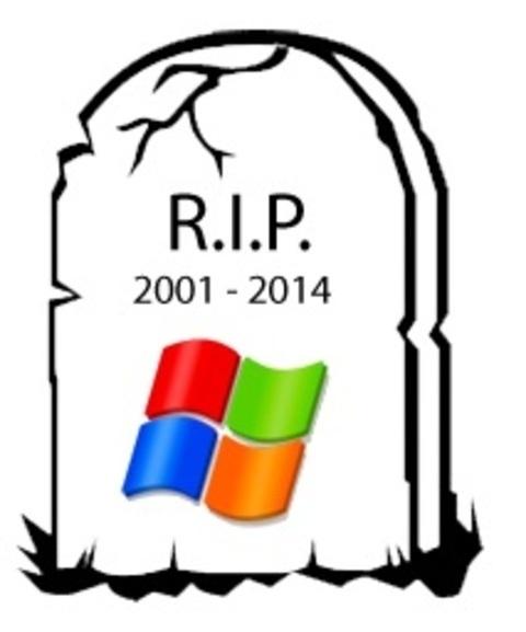 Riesgos de seguir utilizando Windows XP
