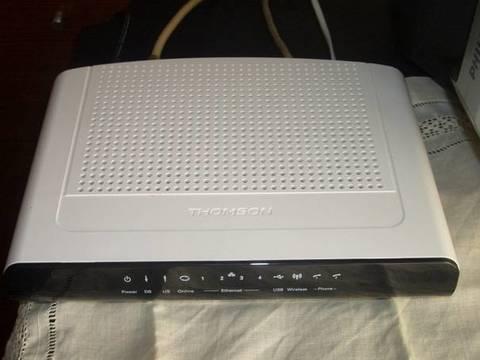 Vídeo-Mundo PC: Abrir puerto router Thomson Telecable