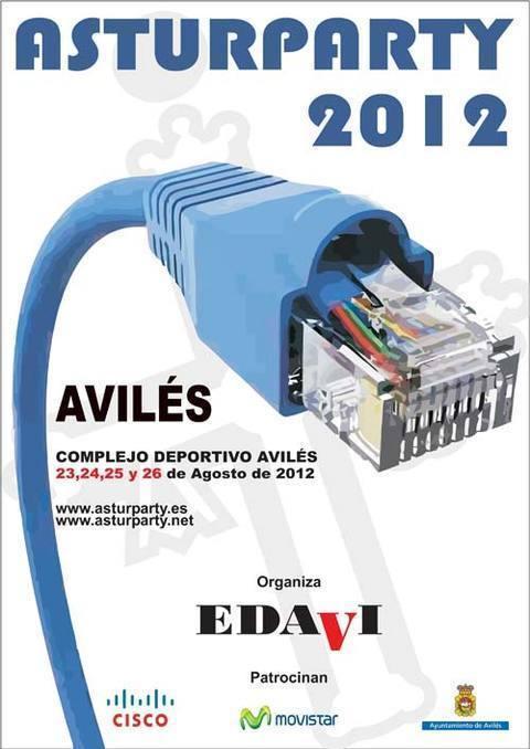 MUNDO PC - Asturparty 2012 en Avilés -