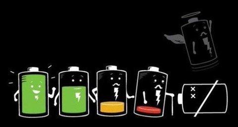 Ahorrar batería en el smartphone