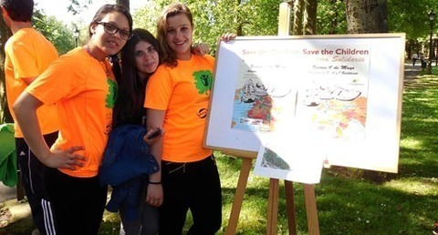 MUNDO PC - Mundo PC colabora en carrera solidaria a favor de Save the Children -