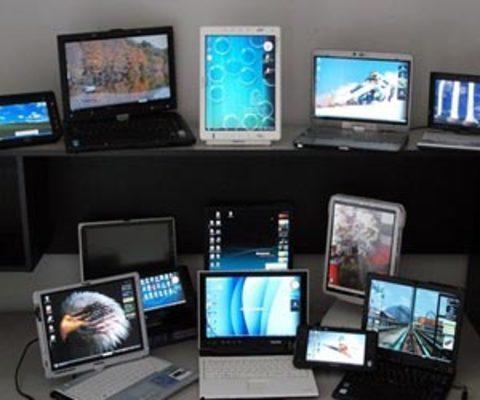 En 2016 habrá más tablets que portátiles