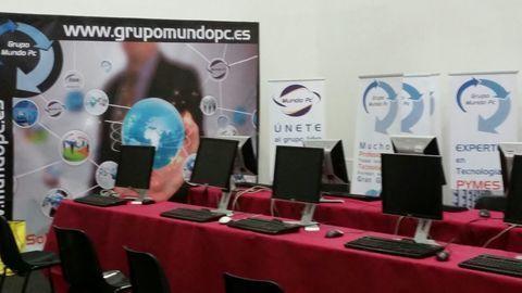MUNDO PC - Mundo PC en Festival Metrópoli Gijón 2015 -