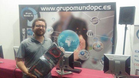 MUNDO PC - Fotos ganadores de los torneos en Festival Metrópoli 2015 -