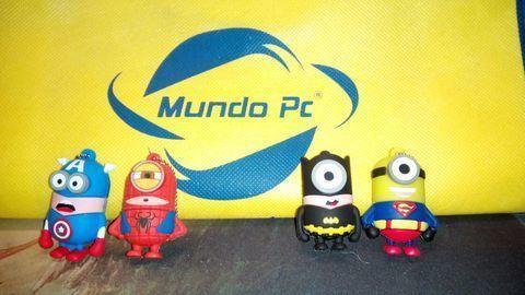 MUNDO PC - Pendrives de los Minions en Tiendas Mundo PC -