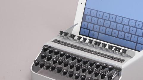iTypewriter, el iPad con máquina de escribir