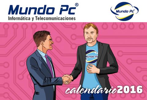 MUNDO PC - Calendario Mundo PC 2016 -