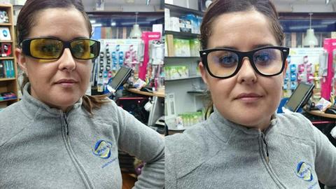 MUNDO PC - Gafas protectoras PC de Mars Gaming -