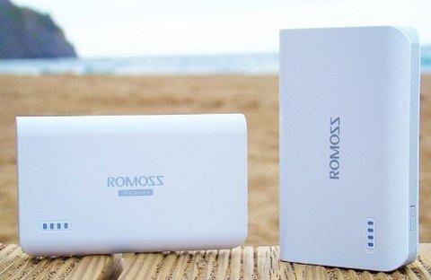 MUNDO PC - Power Bank Romoss con batería oficial de Samsung en Tiendas MundoPC -