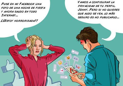 Calendario de noviembre en MundoPC: Privacidad en redes sociales