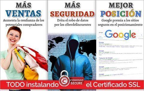 Google y la importancia del certificado SSL en las páginas web