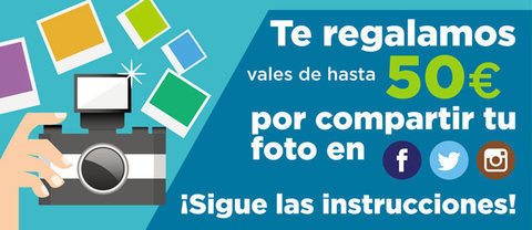 ¡Catálogo, promociones y VALES DE DESCUENTO hasta mayo!
