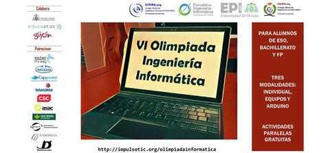 VI Olimpiada Informática en Asturias 2017