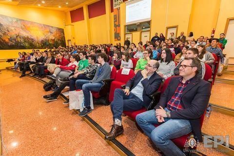 MUNDO PC - Celebración VI Olimpiada Informática en Asturias 2017 -