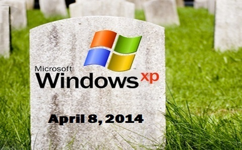 Windows XP, un sistema operativo obsoleto