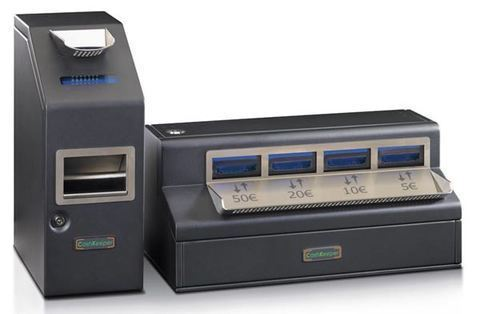 MUNDO PC - Cajas de cambio Cash Keeper en MundoPC -