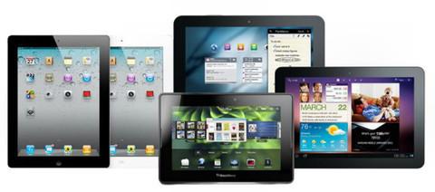 MUNDO PC - Tráfico web en tabletas liderado por los iPad -