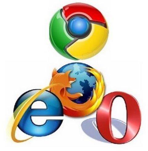 MUNDO PC - Mapa de los navegadores más utilizados en el mundo -