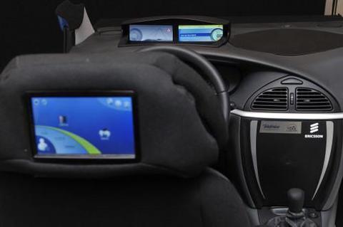 Almacenar contenido multimedia en el coche