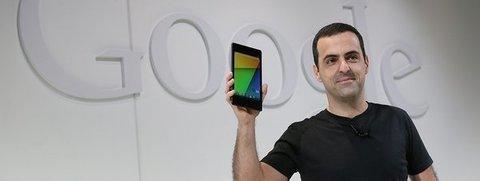 MUNDO PC - Google presenta su nueva Nexus 7 -